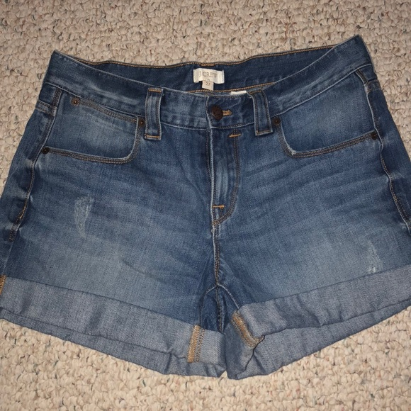 J. Crew Pants - Jcrew jean shorts 27